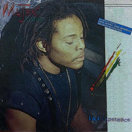 Majek Fashek – I & I Experience : NIGERIAN Reggae Folk Music ALBUM LP