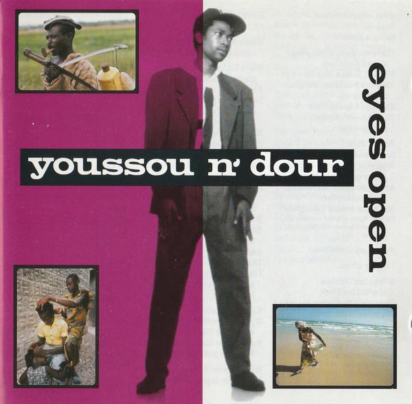 Youssou N'Dour – Eyes Open : SENEGAL Mpalax Folk Music ALBUM LP