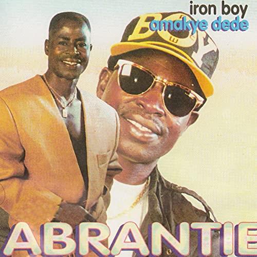 Amakye Dede – Iron Boy : NIGERIAN Highlife Music ALBUM LP