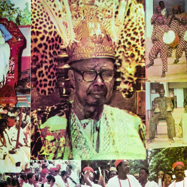 Eze-Nri Royal Drummers – Eze-Nri Royal Drummers : 80's NIGERIAN Field Recordings Folk Music ALBUM LP