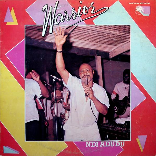 Dr. Sir Warrior & His Original Oriental Brothers – Ndi Adudu 80's NIGERIAN Highlife Folk Music ALBUM LP