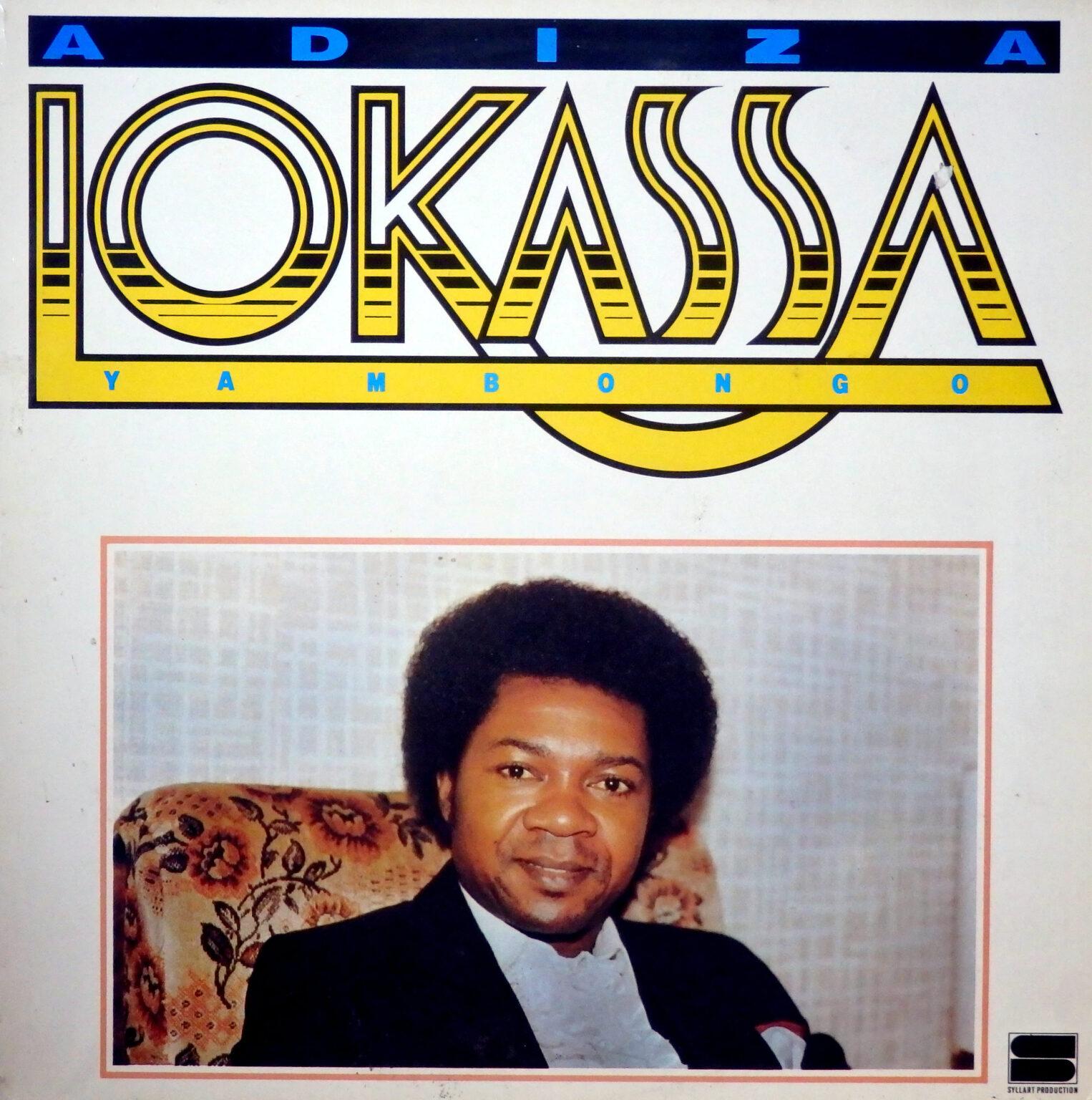 Lokassa Ya Mbongo – Adiza : 80's CONGOLESE Soukous Rumba Music ALBUM LP