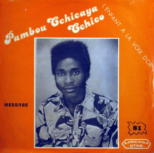 Pambou-Tchicaya Tchico – L'Enfant A La Voix D'Or : 80's CONGOLESE Soukous Folk Music ALBUM LP