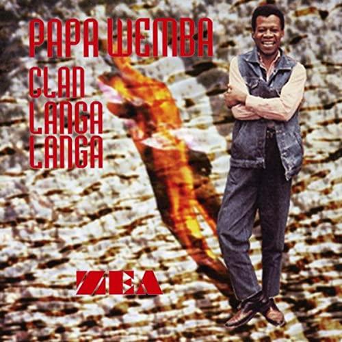 Papa Wemba / Clan Langa Langa – Zea : CONGOLESE Soukous Folk Music ALBUM LP