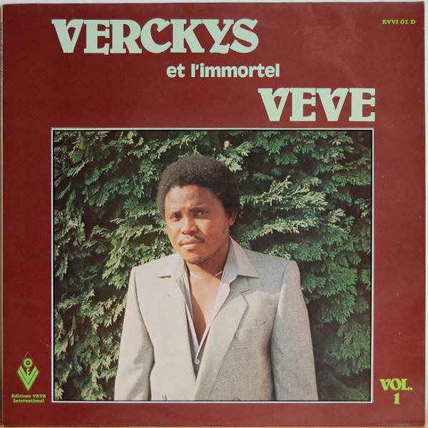 Verckys Et L'Immortel Veve – Verckys Et L'Immortel Veve – Vol. 1 CONGOLESE Rumba Soukous Music ALBUM LP