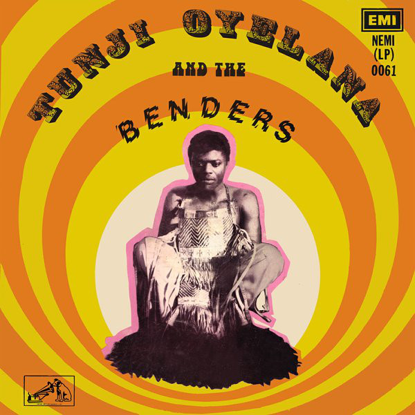 Tunji Oyelana And The Benders