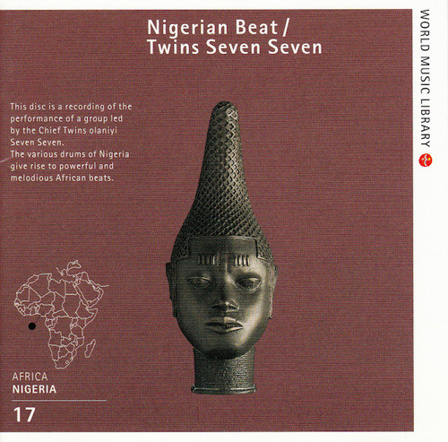 Twins Seven Seven – Nigerian Beat ALBUM LP