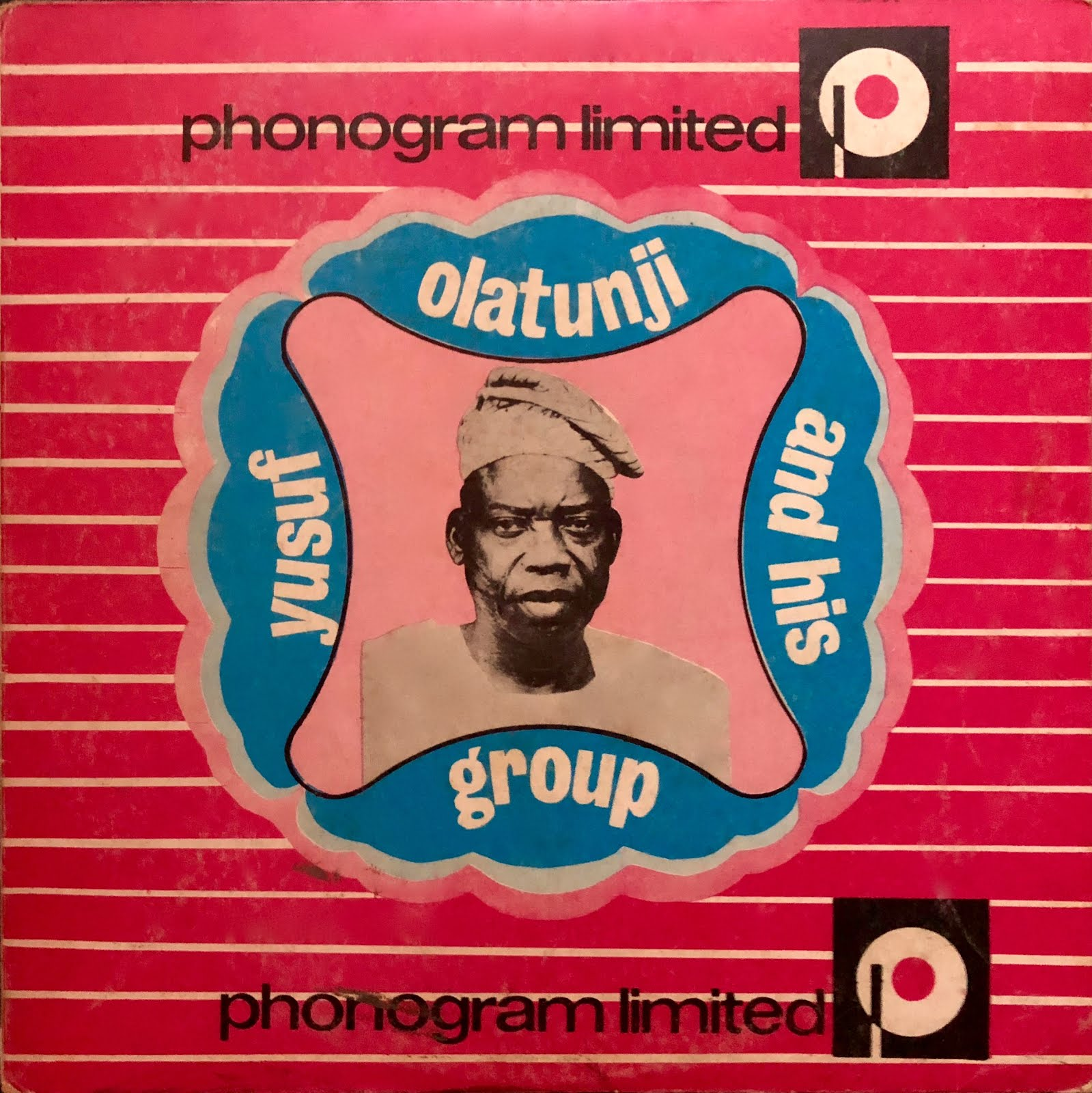 Yusufu Olatunji And His Group – Vol. 17 70's NIGERIAN Joruba Fuji Music ALBUM LP