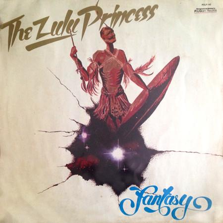 Princess Futi (The Zulu Princess) – Fantasy 80's SOUTH AFRICAN Reggae Funk/Soul Pop Music ALBUM LP
