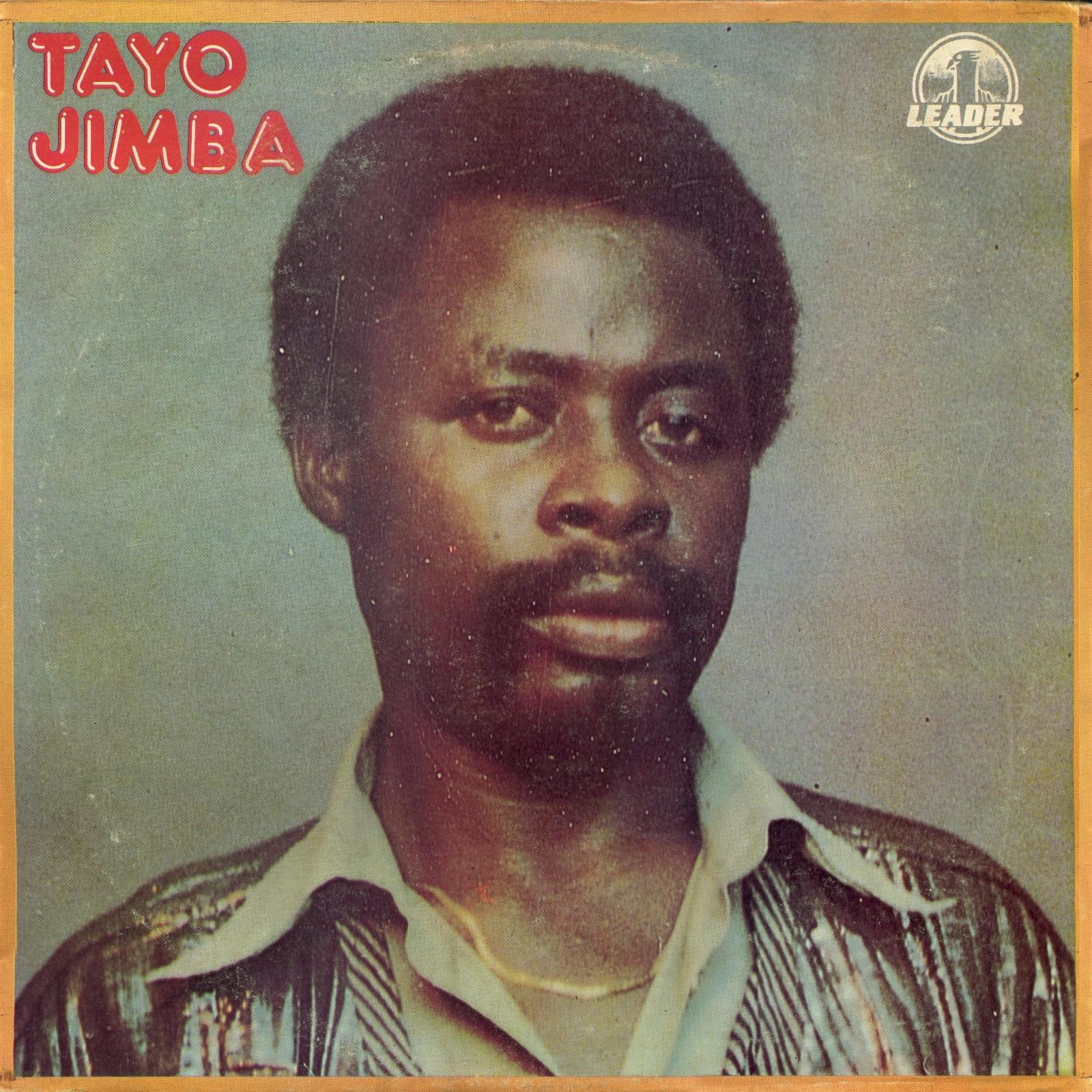 Tayo Jimba & his Black Shadows – Ise Aje : 70s NIGERIAN Highlife Funk Juju Music ALBUM LP