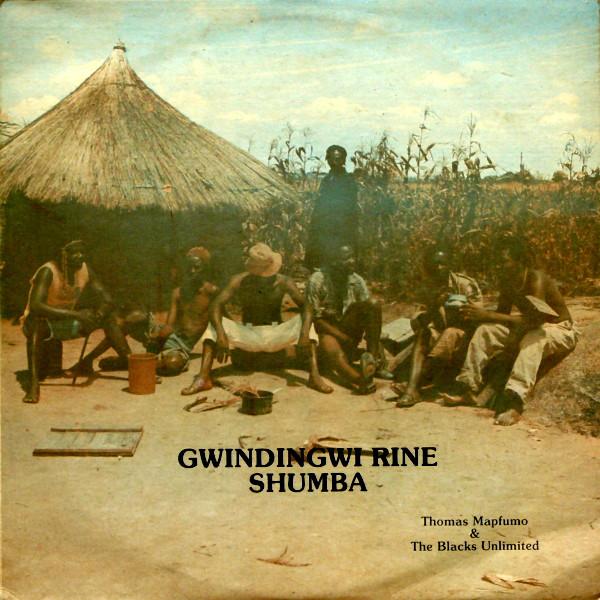 Thomas Mapfumo & The Blacks Unlimited – Gwindingwi Rine Shumba