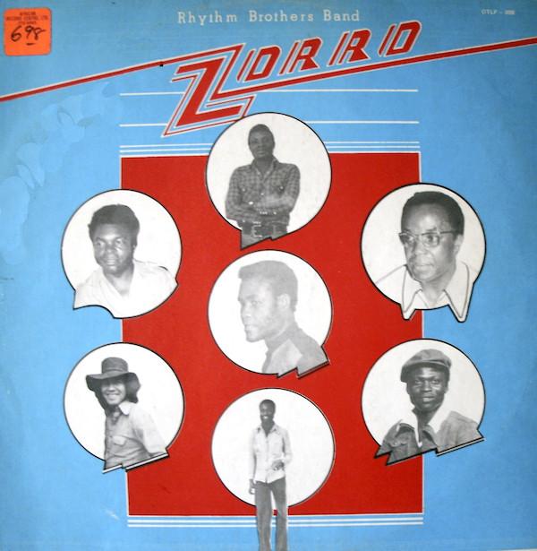 Rhythm Brothers Band – Zorro