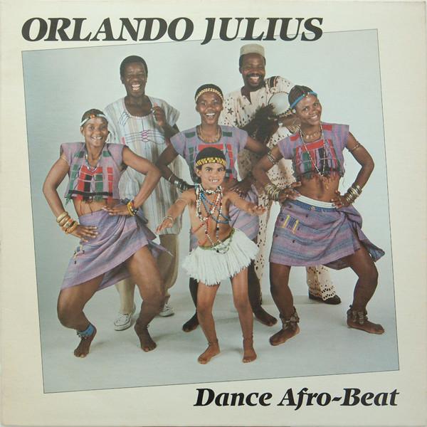 Orlando Julius And Ashiko – Dance Afro-Beat 80's NIGERIAN Afrobeat Highlife Music ALBUM LP